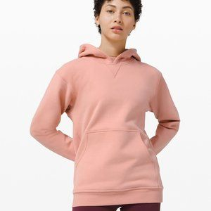 ALL YOURS HOODIE Pink Pastel